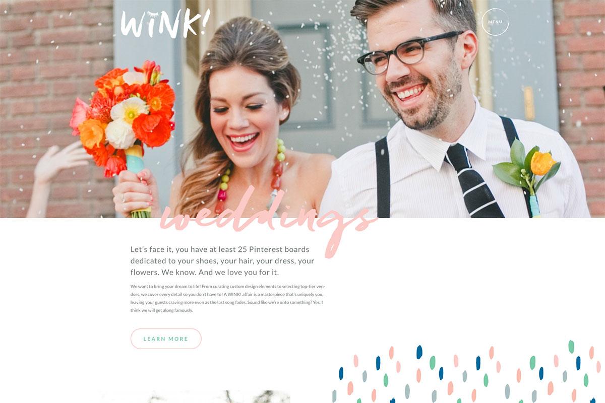 Wink Wed