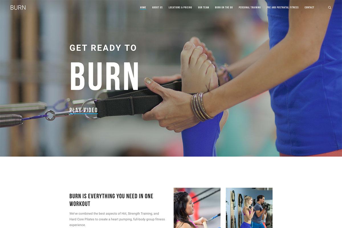 Burn Pilates