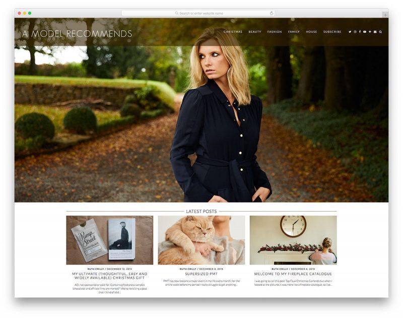 Tol Lifestyle Blog Designs