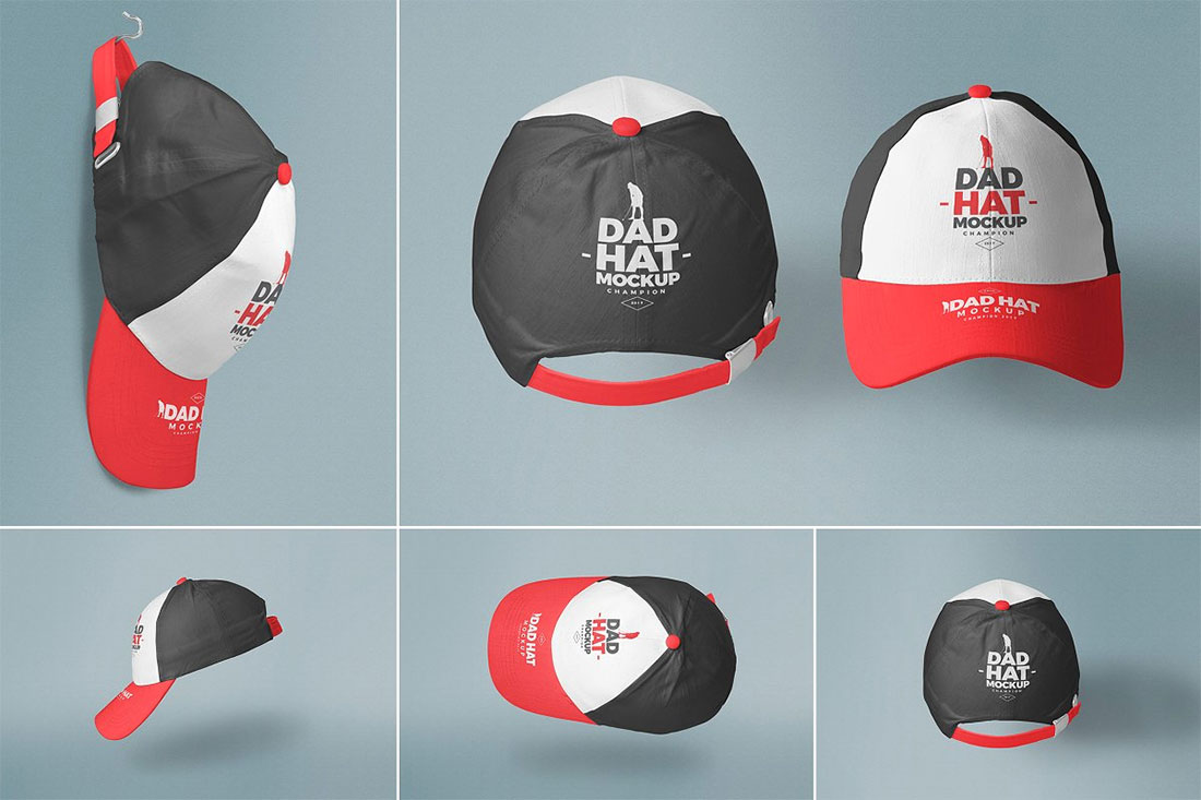 f6f26507f 26 Baseball Cap Mockups For Commercial Marketing Strategy - Colorlib