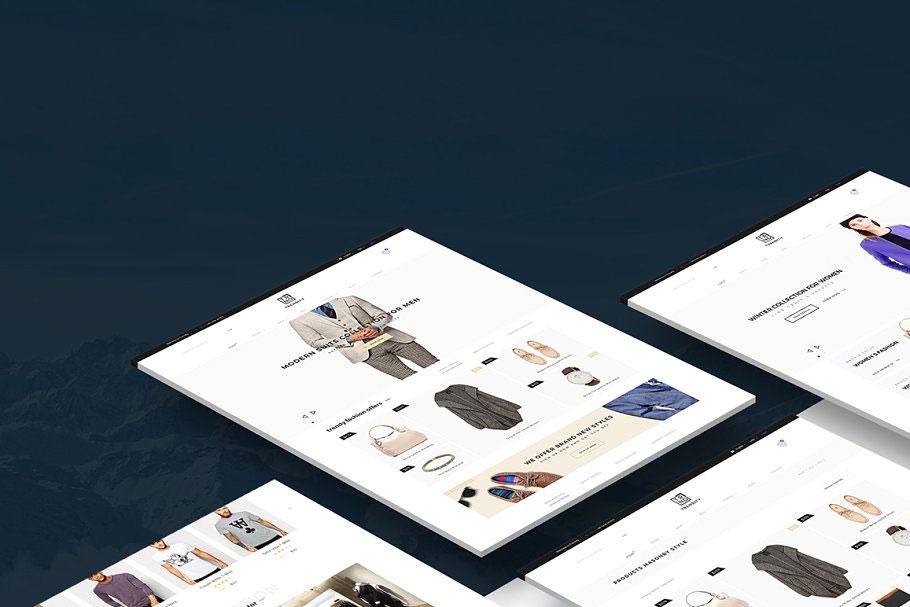 36 Best Website Mockups For Building Innovative Websites Colorlib