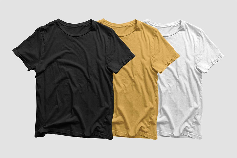 81f73ecc 34 Awesome Black T-shirt Mockups For Your Apparel Business - Colorlib