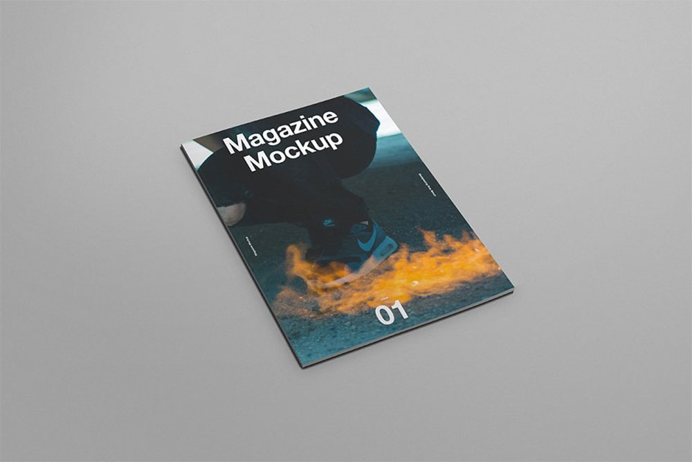 34 Best Magazine Ad Mockup for Effective Magazine