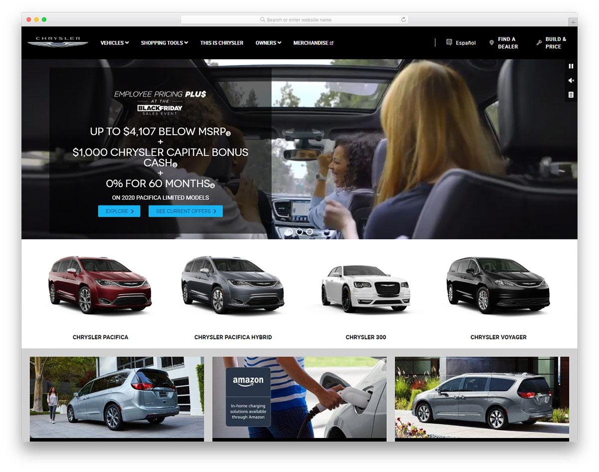 , 18 Best Car Dealer Websites For Efficient Car Dealership 2021, Rojak WP