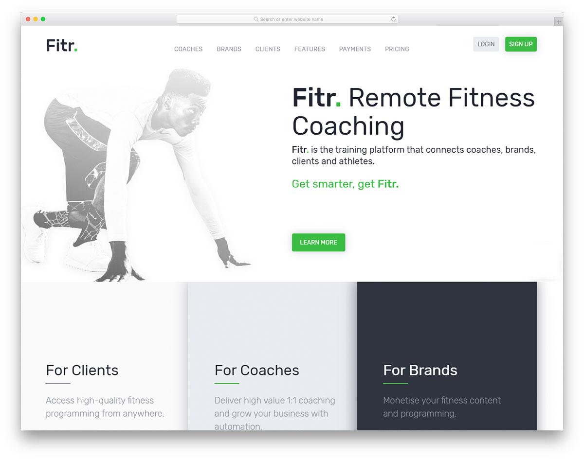 20 Best Inspirational Fitness Websites 2019