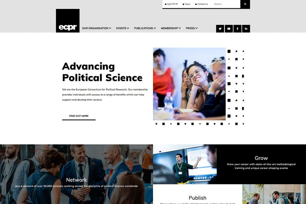 European Consortium for Political Research (ECPR)