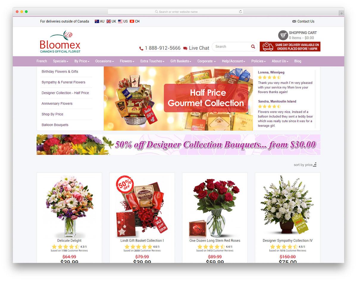 Bloomex