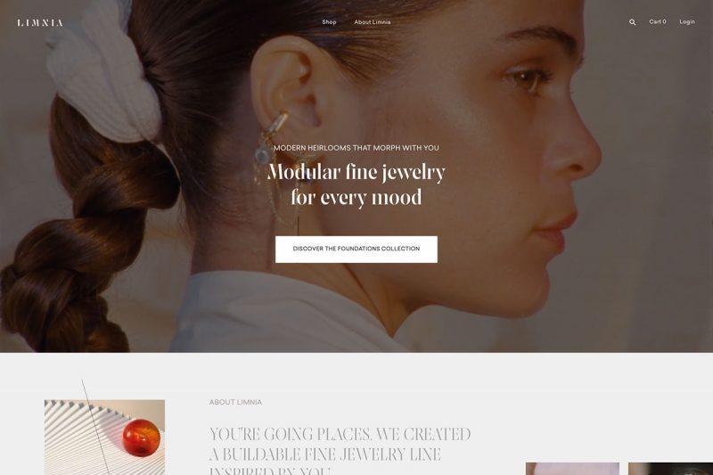 19 Best Jewelry Website Design Inspiration To Build Jewelry Store Online 2020