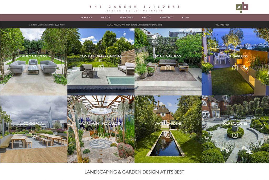18 Best Landscaping Website Designs For Inspiration 2020 Colorlib