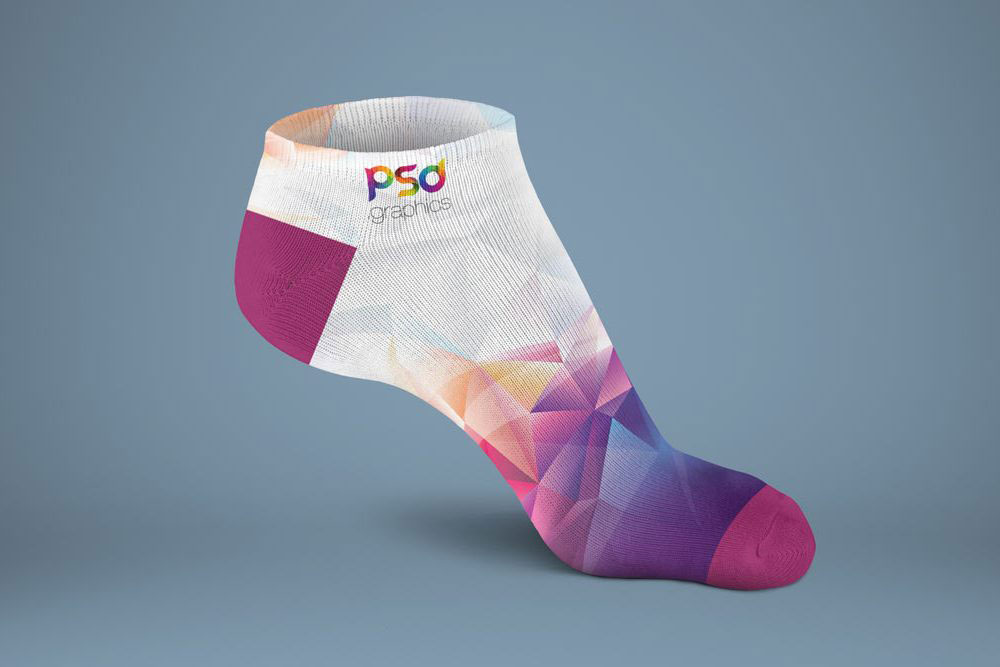 32 Awesome Sock Mockups For Effective Brand Promotion - Colorlib