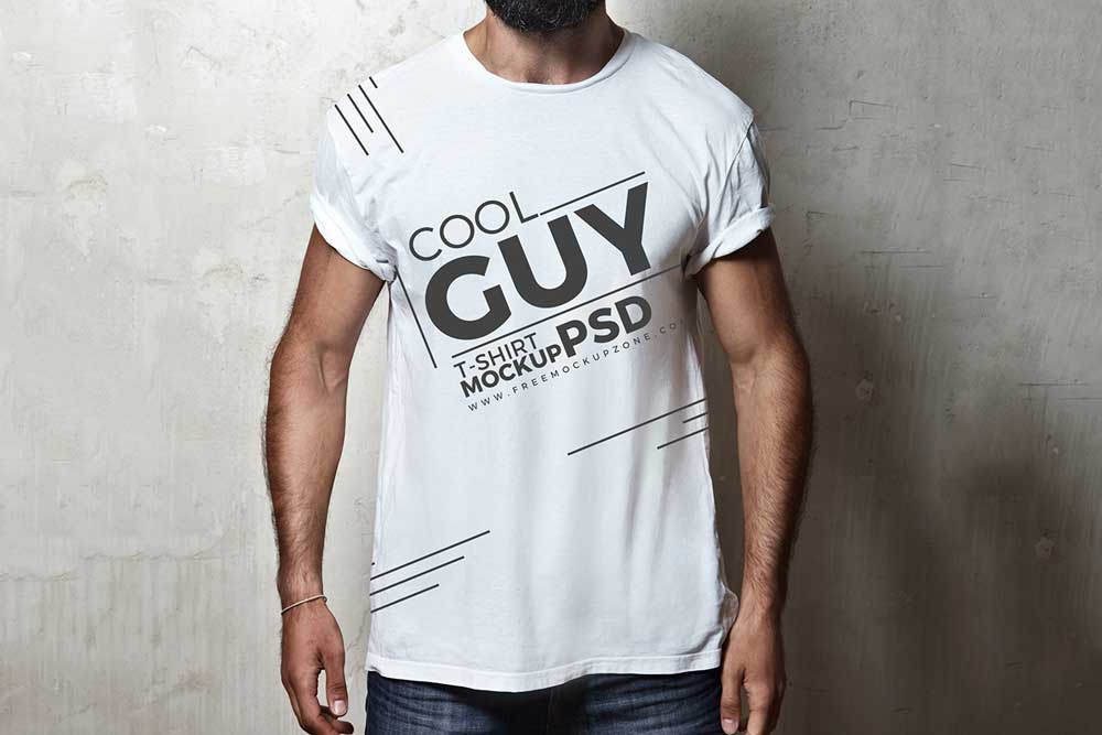 40 Amazing White T Shirt Mockups For Graphics Design Colorlib