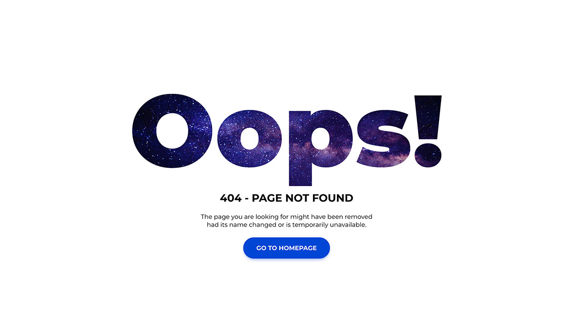 35 best easy to use free 404 error page templates 2018 colorlib