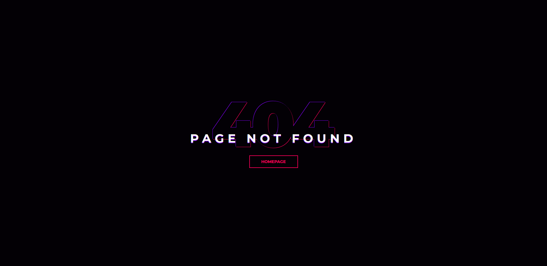 42 Best Easy To Customize Free Error Page Templates 2019 - Colorlib
