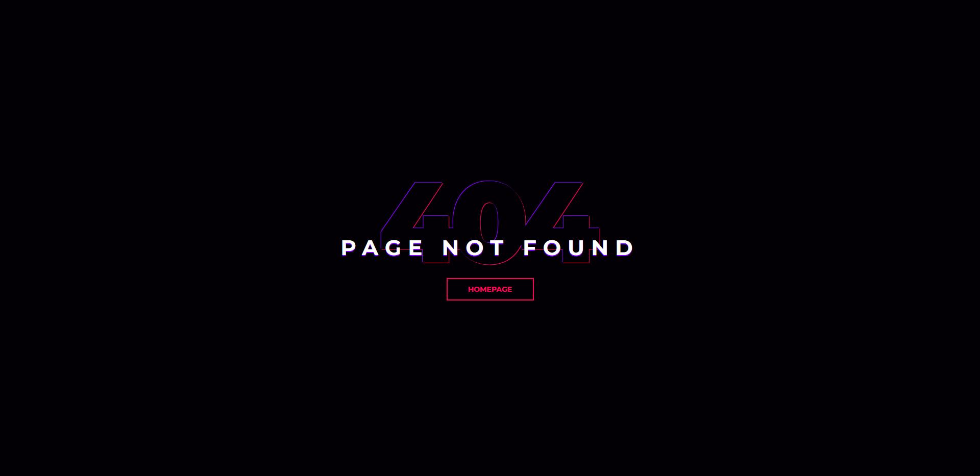 www black page