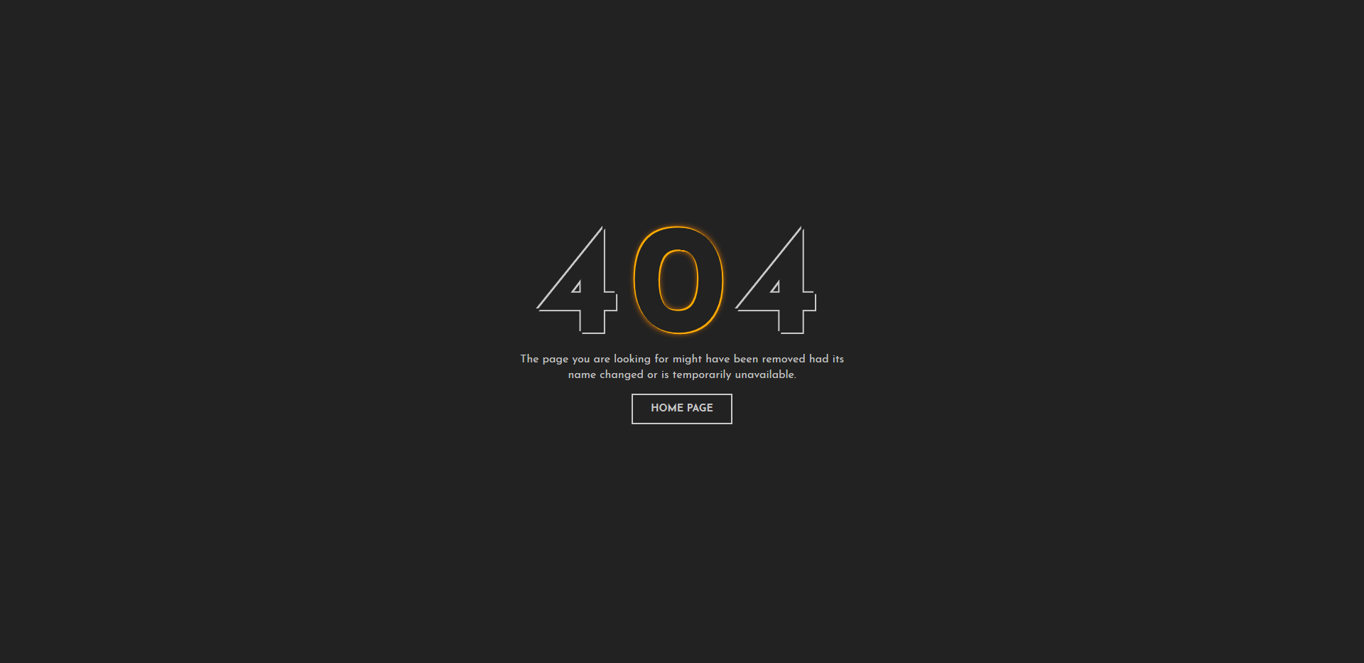 26 Best Easy To Use Free 404 Error Page Templates 2019 - Colorlib