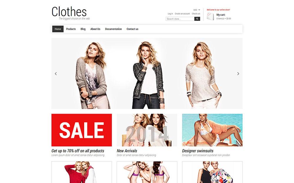 Fashion Store Responsive Shopify Theme