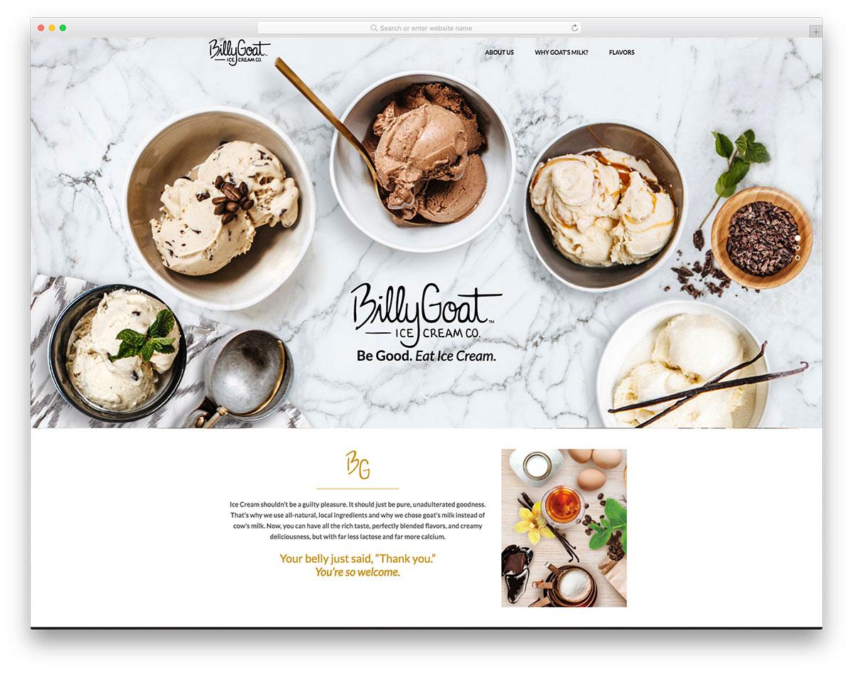 Billy Goat Ice Cream