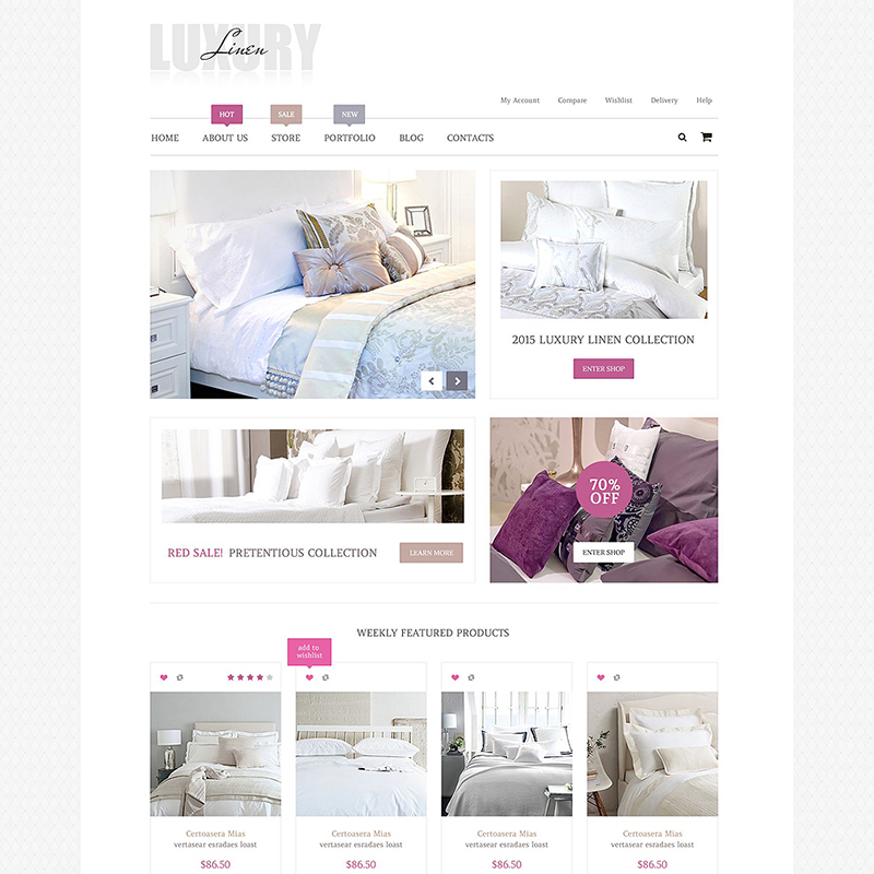 Home Decor WooCommerce Theme