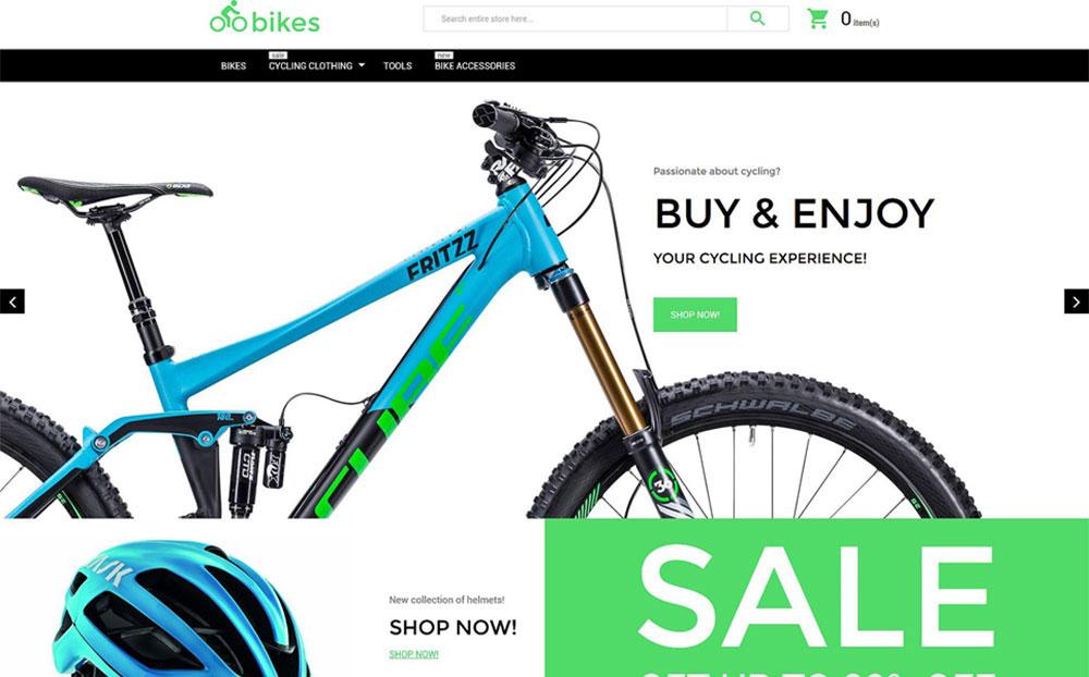Perfect Ride: Magento Design for a Bike Shop