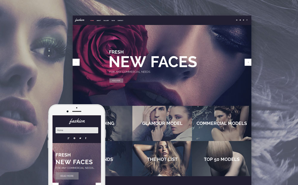 Fashion Spot WordPress Theme