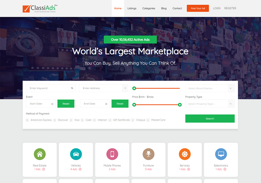 15 Best WordPress Auction Themes and Plugins 2019 - Colorlib