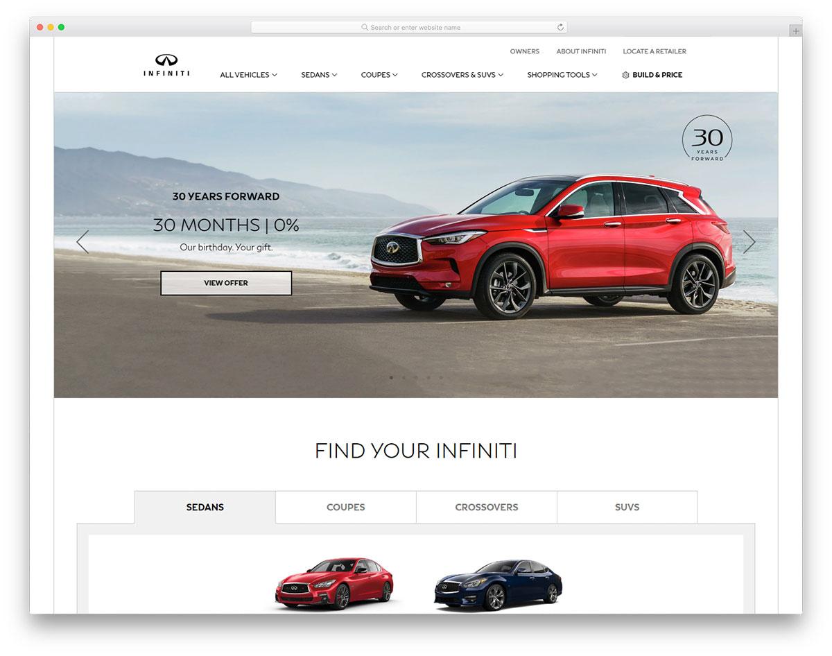 18 Best Car Dealer Websites For Efficient Car Dealership 2019