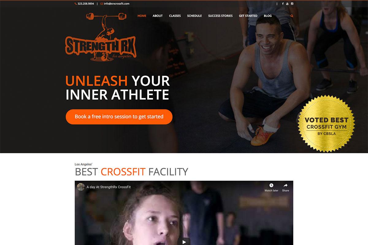 Strength RX CrossFit