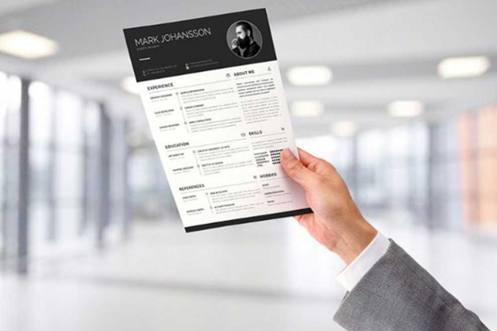 27 Useful Resume Mockups To Create Professional