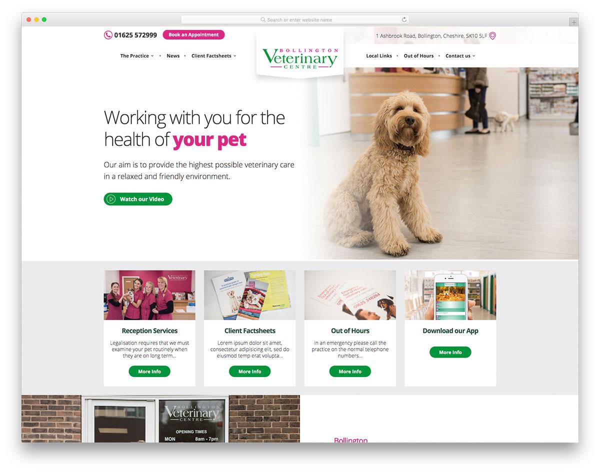 Bollington Veterinary