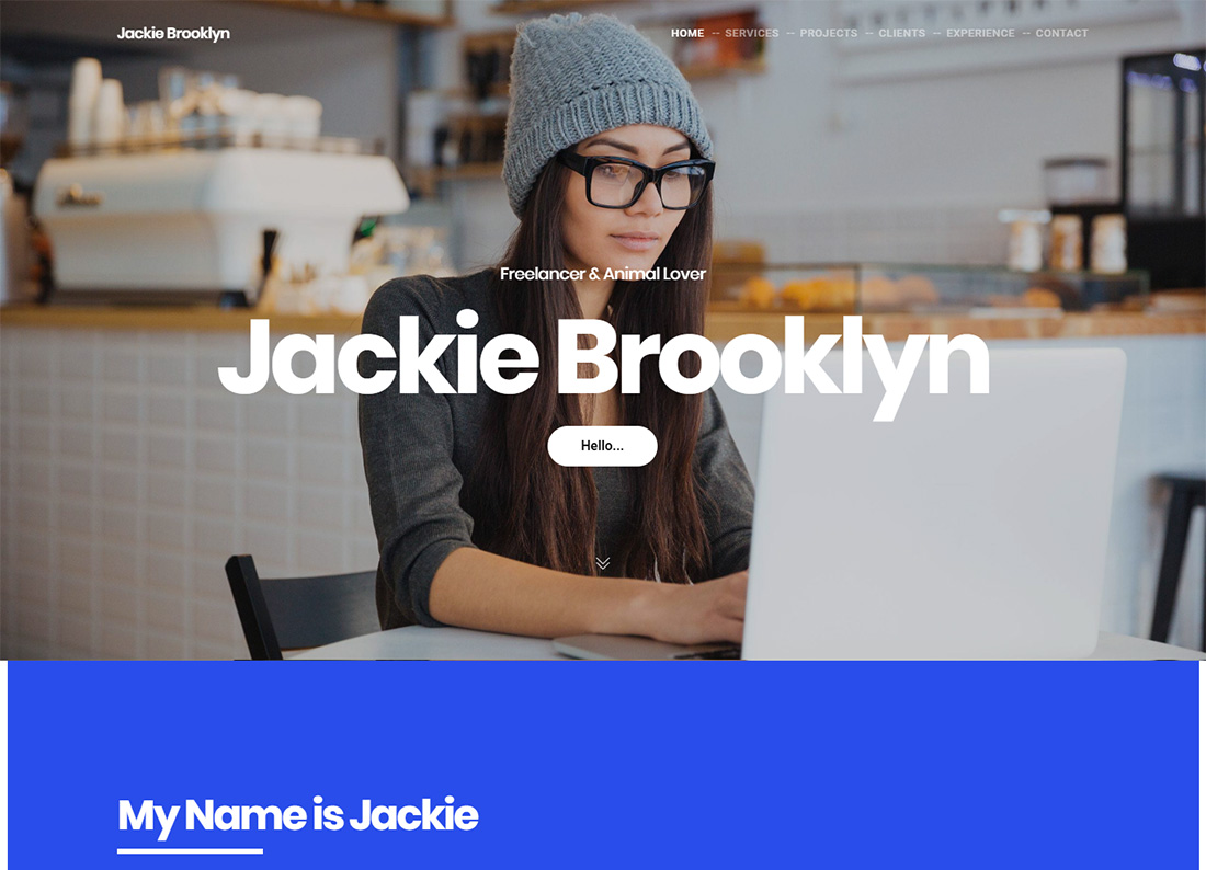 Brooklyn Virtual Assistant Website Templates