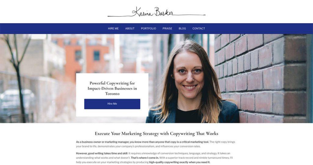 Karina Barker