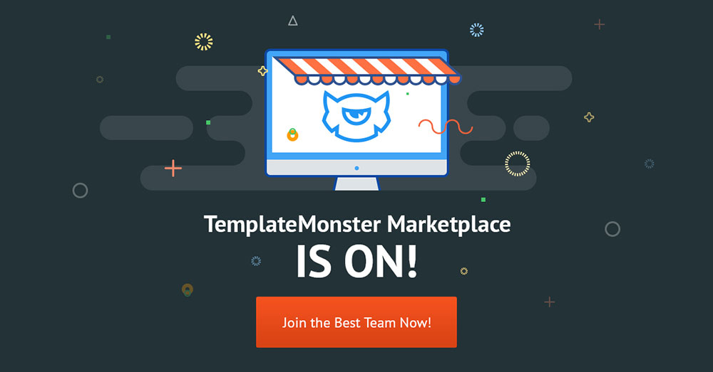 TemplateMonster's Marketplace!