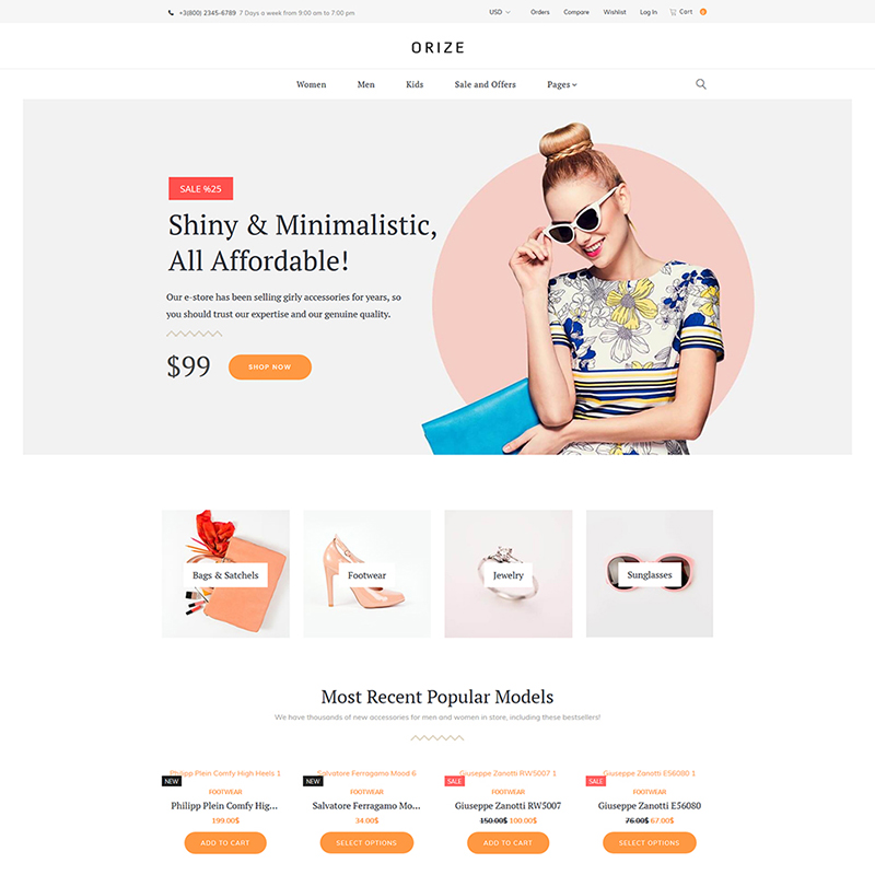 , 50+ WooCommerce Templates For Any eCommerce Project, Rojak WP