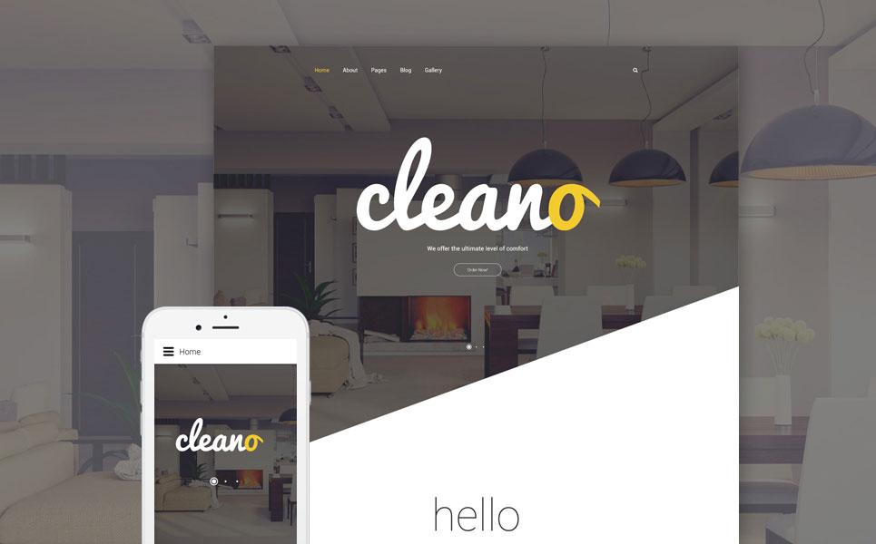 Cleano - Hotels Serives Responsive Joomla Template