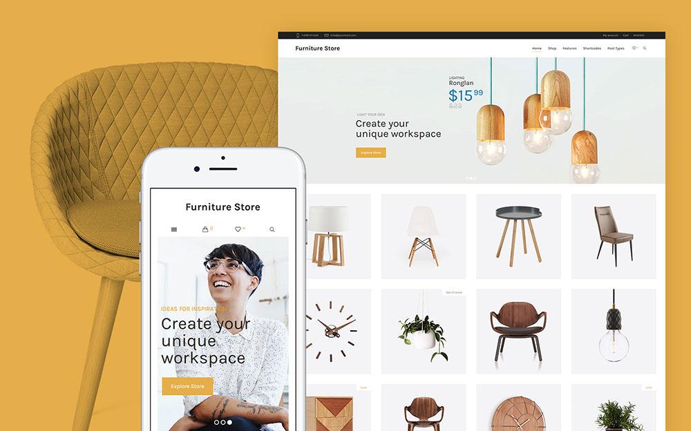 FurnitureStore - WooCommerce Theme