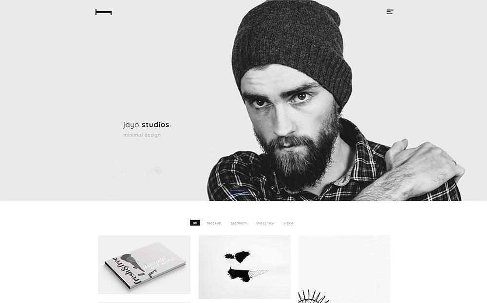 Jayo - A Freelancers & Agencies WordPress Theme