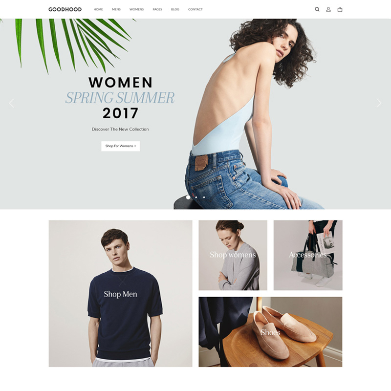GoodHood - Fashion WooCommerce Theme