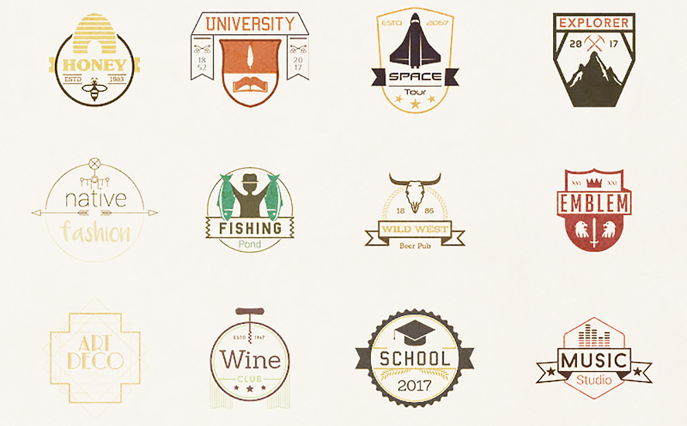 570+ Logos Templates Bundle