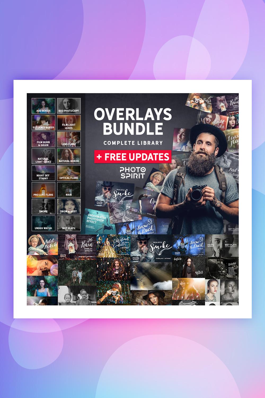 OVERLAYS  + FREE Updates - Bundle