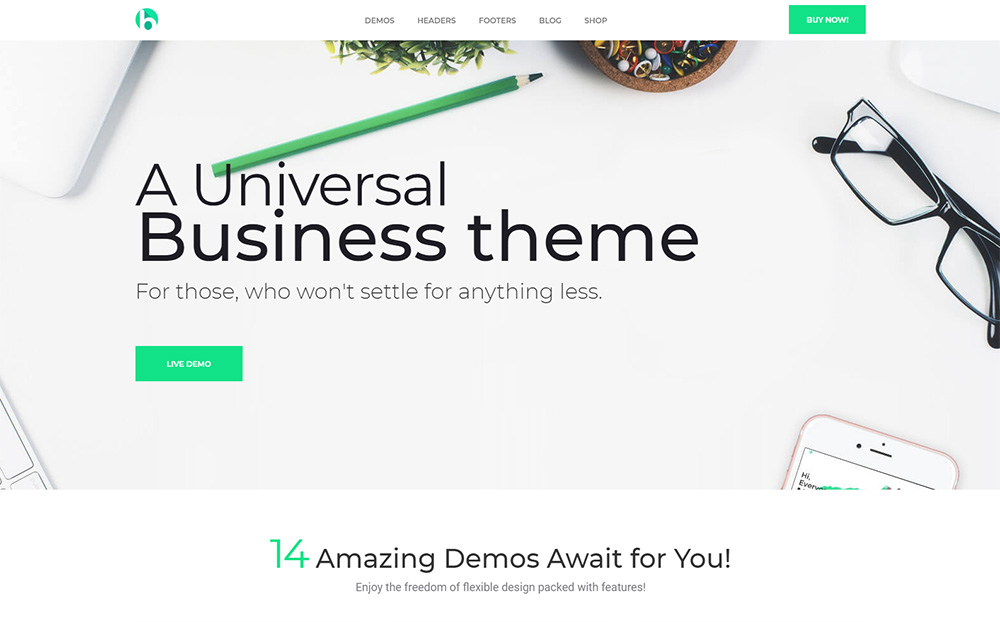 Bryte - Multipurpose Creative & Business Elementor WordPress Theme