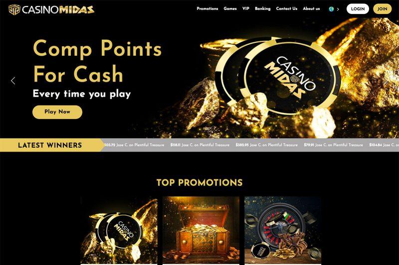 18 Exceptional Casino Website Design Inspiration 2020