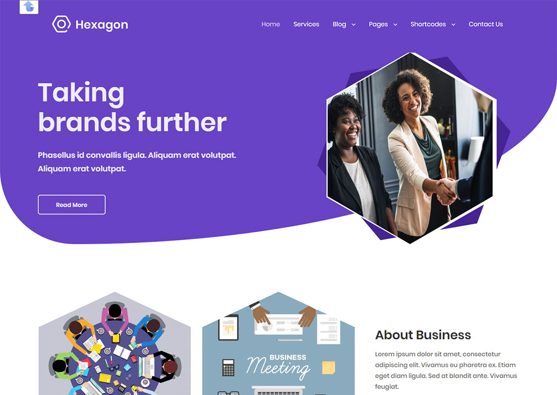 free Personal branding WordPress themes