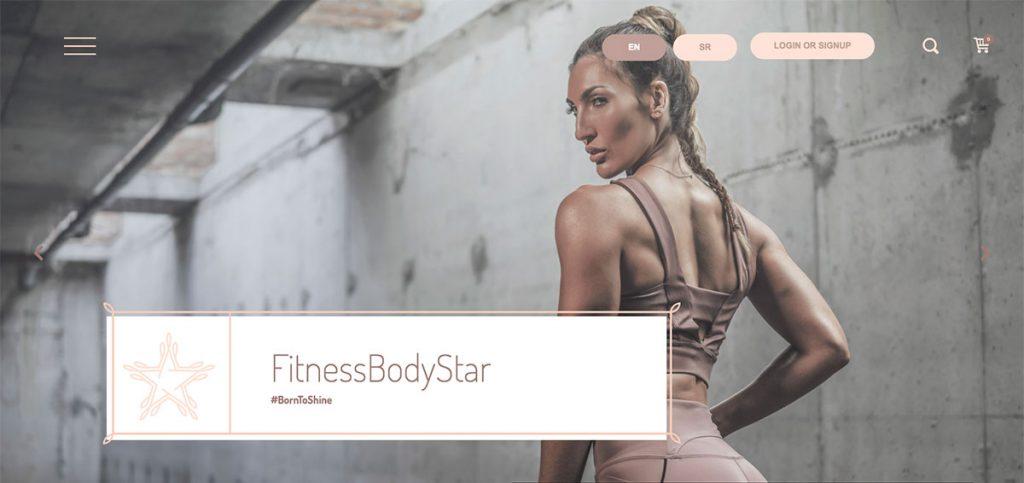 Fitness Body Star