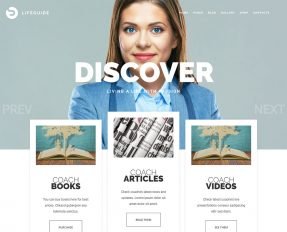 Speaker WordPress Themes
