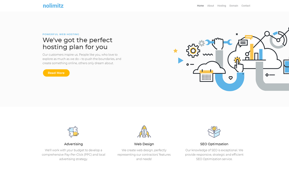 , 75 Multipurpose Templates For Elementor Page Builder, Rojak WP