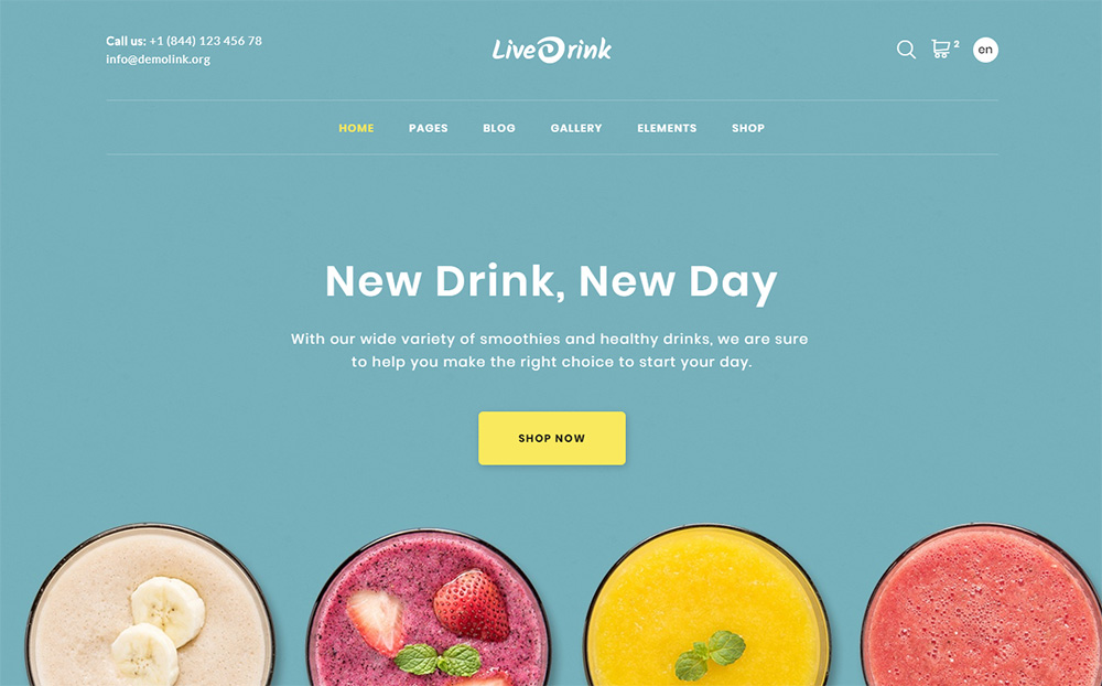 Organic Farm Multipurpose HTML template