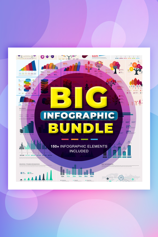 Infographic Bundle | 900+ Vector Infographic Elements