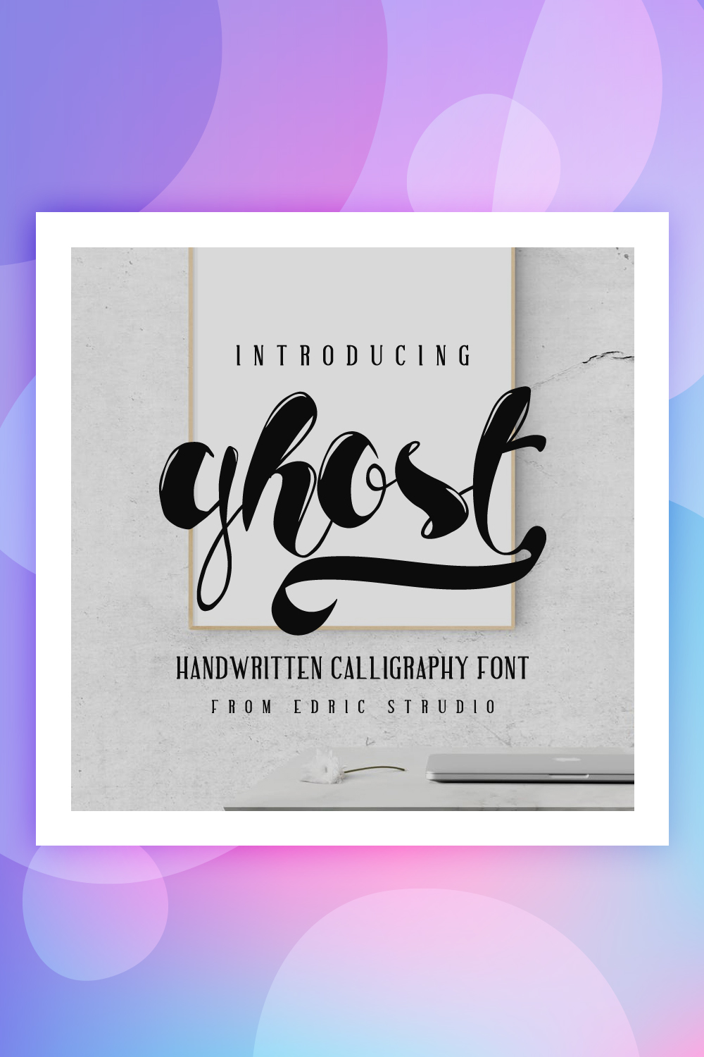 Ghost Font