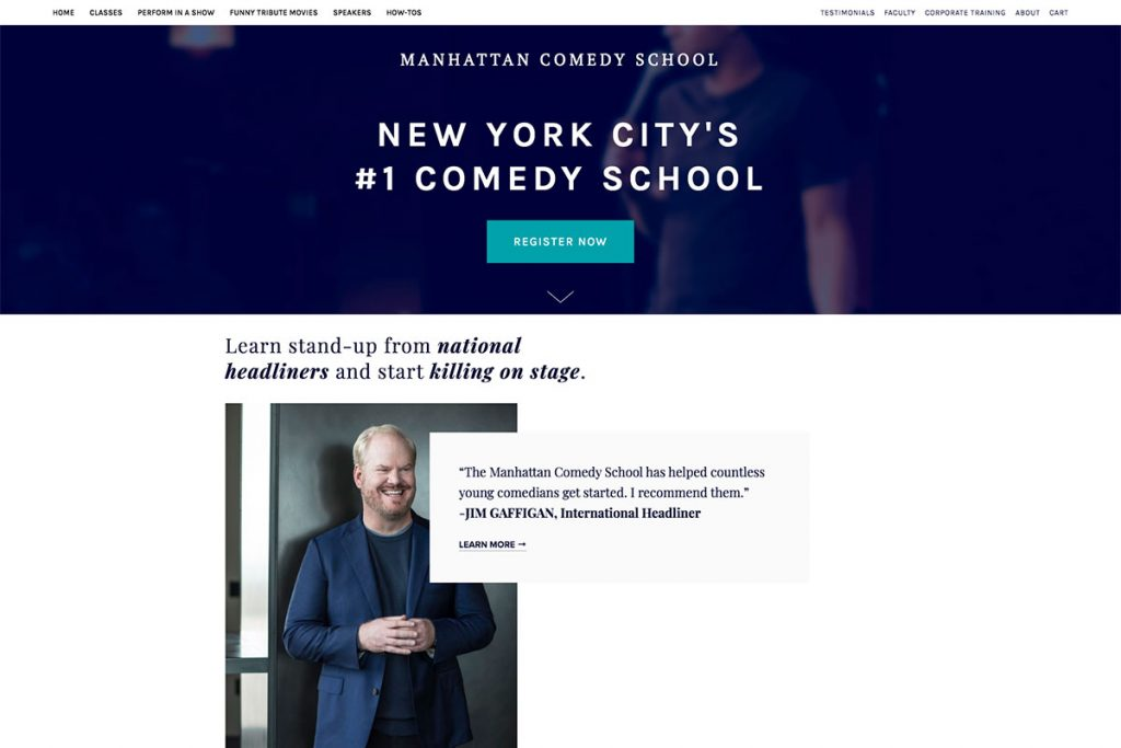 Manhattan Comedy School