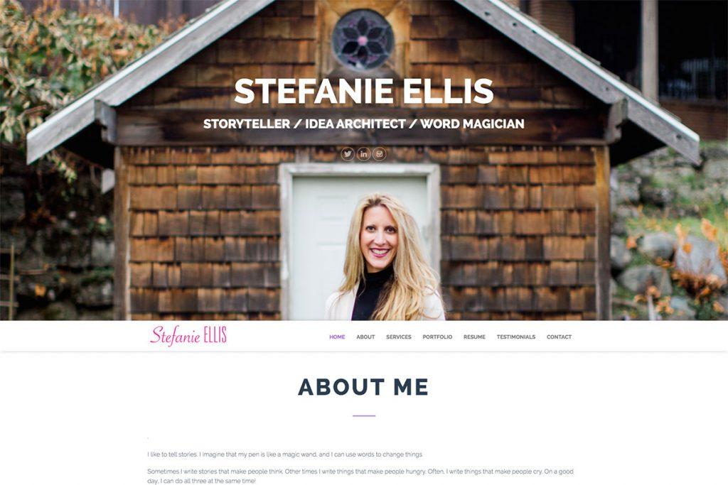 Stefanie Ellis